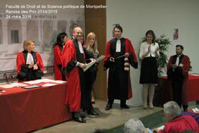 Prix Viard pour Cathie-Sophie Pinat