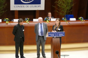 Mention spéciale prix René Cassin