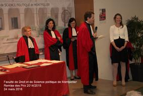 Prix Viard pour Sylvie Salles