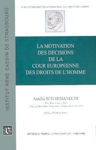 Thèse Aurélia Schahmaneche